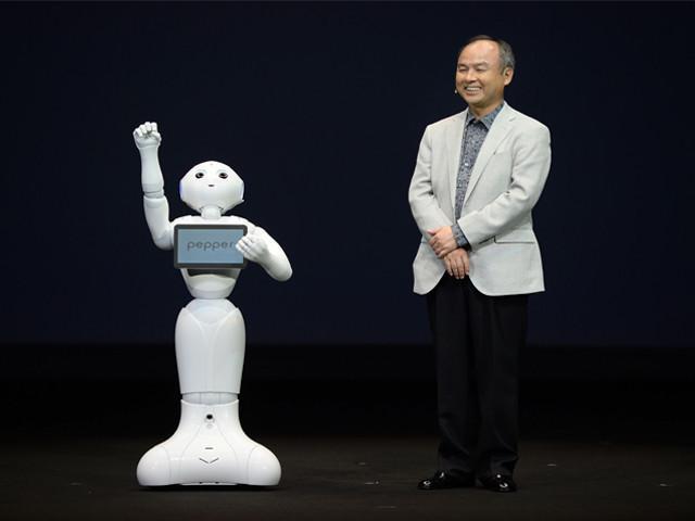 软银Pepper机器人将进中国:搭阿里YunOS