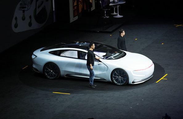 日媒:乐视未来将大力推进纯电动汽车开发