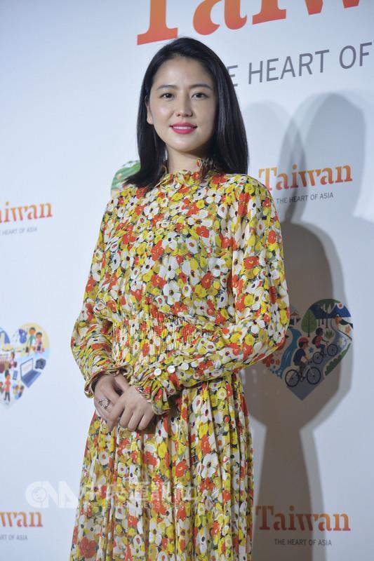 日本人气女神长泽雅美将出任台湾观光代言人