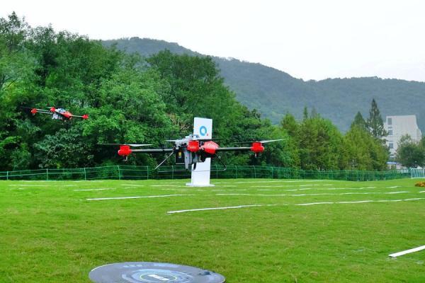 极飞CEO彭斌:用无人机改变中国农业是很酷的事