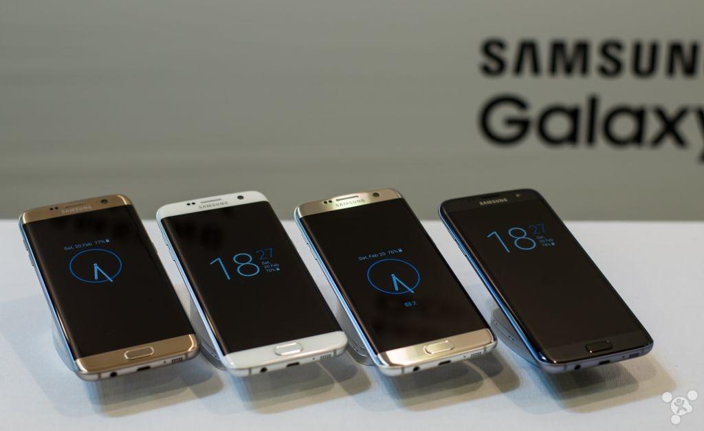 三星增强Galaxy S7/Edge功能 延续Note7息屏提醒