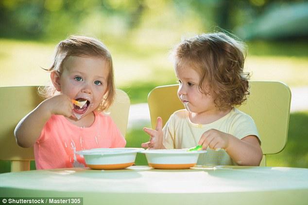 研究:儿童挑食或与基因有关