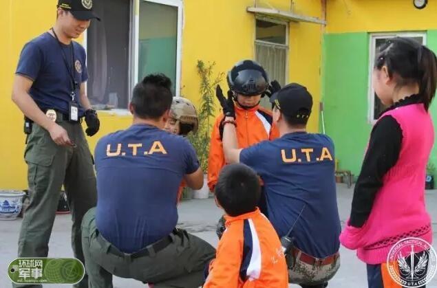 """U.T.A公益之行:让孩子们远离""""校园暴力"""""""