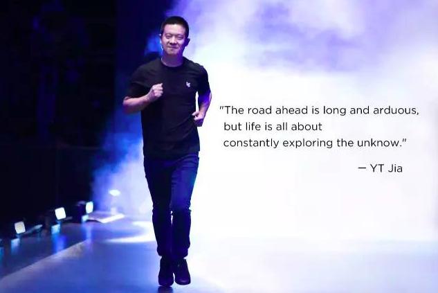 贾跃亭:乐视超级汽车量产版将在明年1月发布