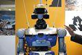 2016日本机器人周:一大波未来派机器人来袭