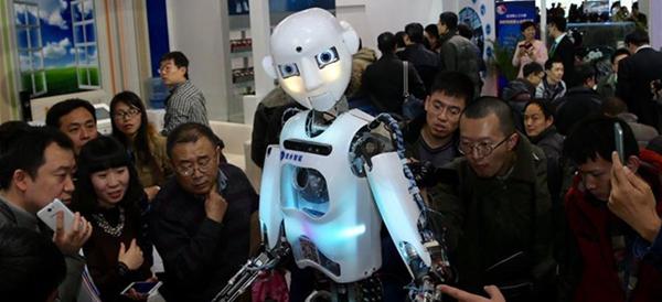 2016世界机器人大会今天开幕