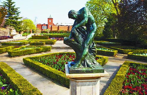 肯辛顿公园沉思,细品最静谧伦敦