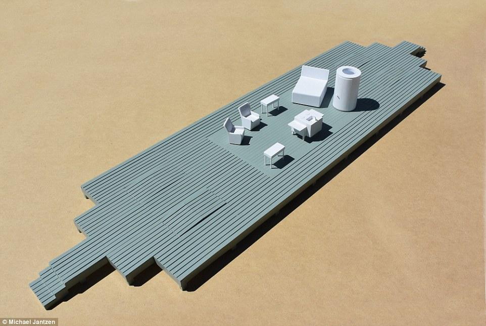 海外艺术家发明变形房屋 打造专属度假空间