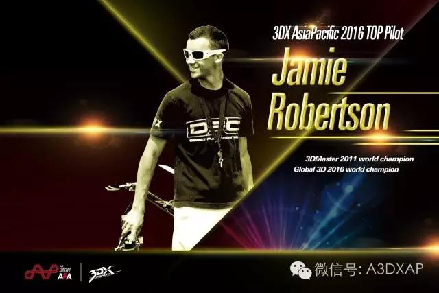 世界冠军成员Jamie Robertson介绍
