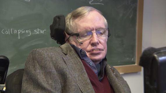 霍金:人类大部分的历史都是愚蠢的历史