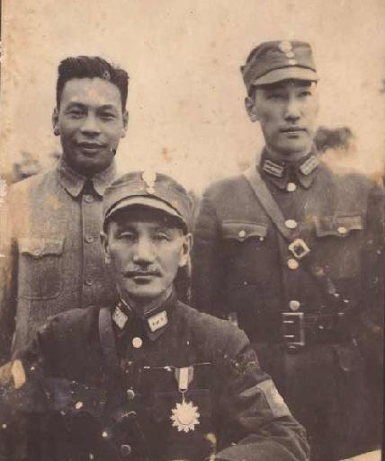 """台湾""""湖口兵变""""始末:蒋纬国对蒋家有二心?"""