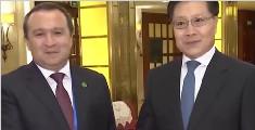 王东明会见乌兹别克斯坦副总理罗祖库洛夫