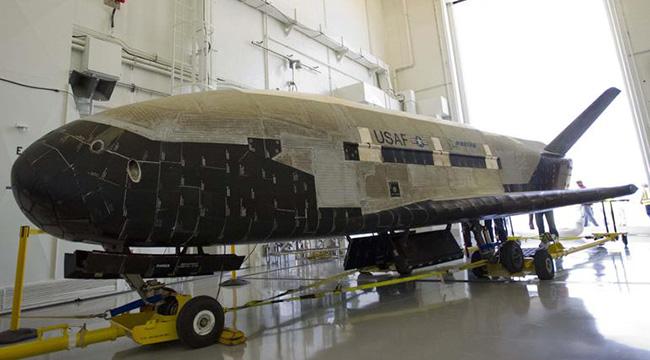 美媒:X-37B成中俄反卫星武器克星 两国应害怕