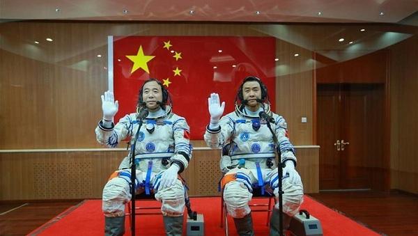 中国航天航空正在壮大崛起!