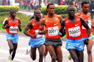 非洲兄弟挤满中国马拉松赛 还要维持5到10年?