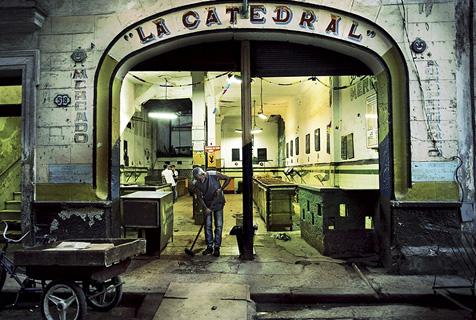 德摄影师出版哈瓦那写真集展古巴风貌
