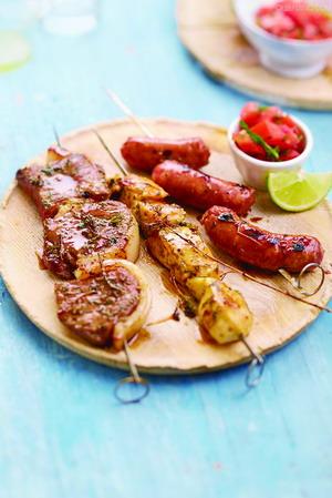 巴西烤肉香溢野趣周末
