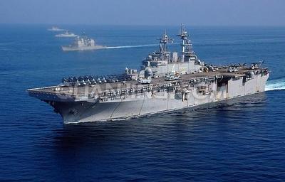 社评:美国迪凯特号驱逐舰来