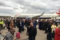 """伦敦城市机场发生不明""""化学事故"""" 数百乘客被疏散"""
