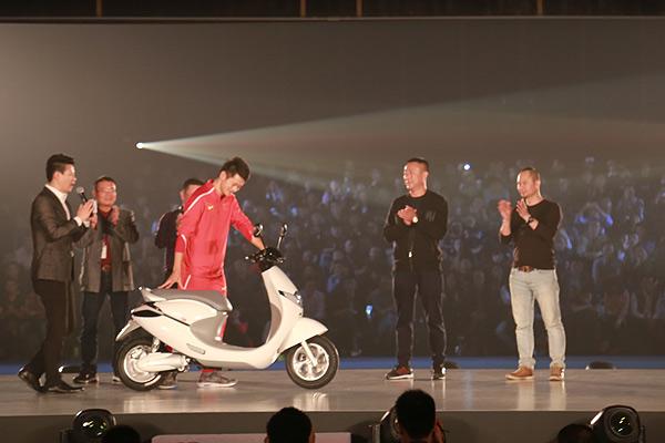 第34届江苏国际新能源电动车展开幕 台铃携新品亮相