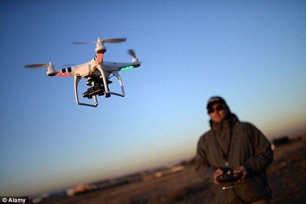中国无人机世界起航