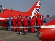 红箭飞行队抵达珠海为航展准备