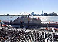 美国海军第七艘濒海战斗舰入役