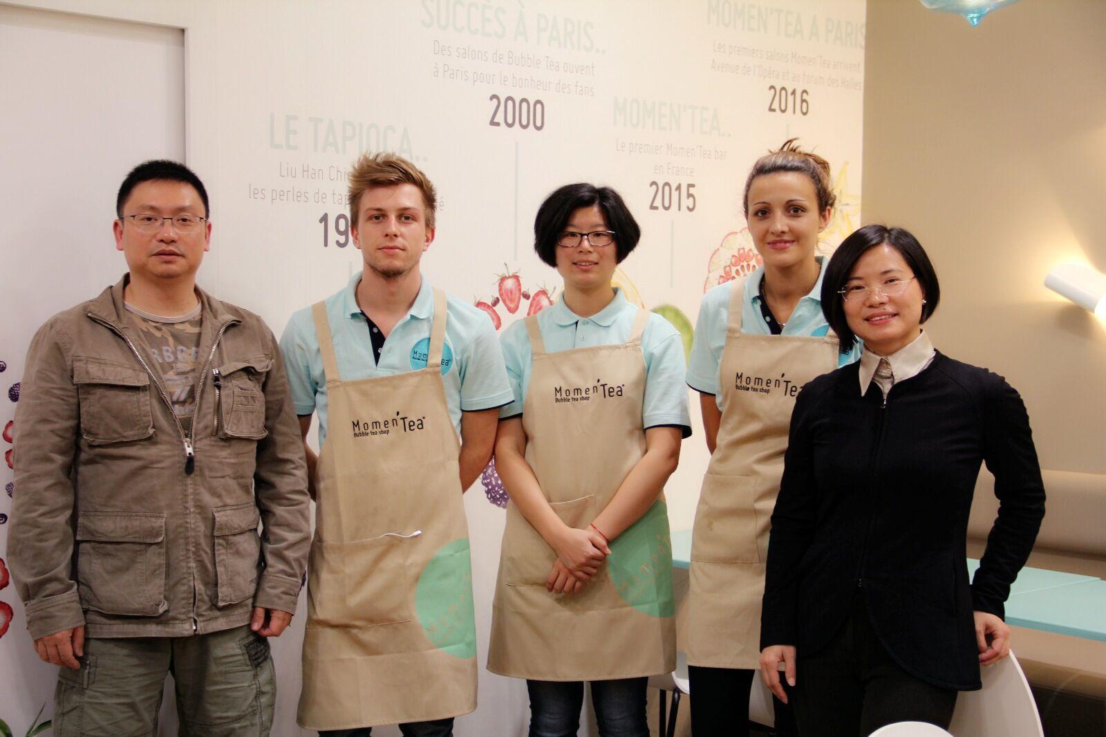 烹小鲜如治大国 法国华人餐饮业者寻求突破