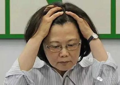 """蓝议员:蔡英文推""""法理台独""""逼着台湾被急统"""