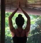 热门瑜伽动作,李冰冰张雨绮教你瑜伽做女神!