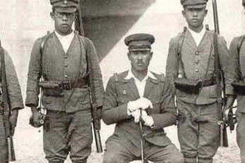 """二战""""台籍""""日军沉浮录 被囚禁的中国灵魂"""