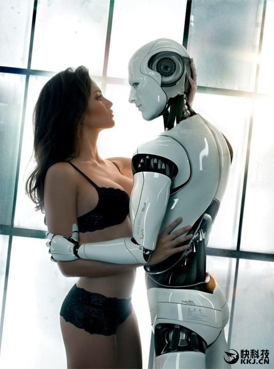 性爱机器人即将到来 科学家:啪啪啪会上瘾