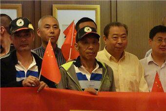 遭索马里海盗劫持4年后获救船员抵广州