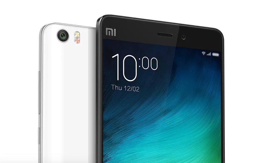 传言称小米Mi Note 2售价为3999元