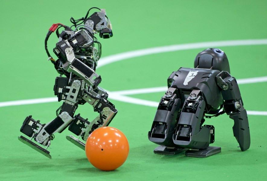 机器人世界杯:美国高校大获全胜