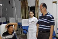 万象至昆明一大巴在老挝坠崖 4人当场死亡
