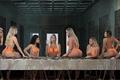 巴西美臀小姐选美 仿《最后的晚餐》拍照引公愤
