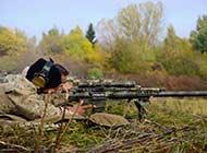 欧洲狙击手大赛在德国拉开帷幕