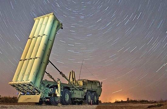 无视反对 美称将尽快在韩部署萨德