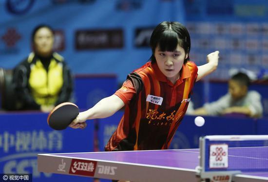仅23分钟!日本新科世界冠军惨遭黄晓明表妹横扫