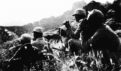 数千八路军巧妙跳出日军包围 德国记者赞神奇