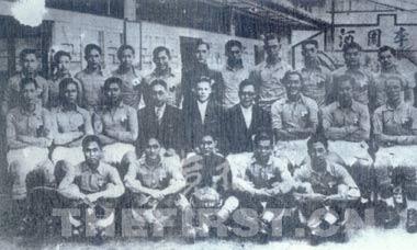 1936年外媒:中国足球水平绝不亚于欧洲各国