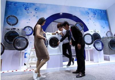 海尔洗衣机成高端消费者关注重点