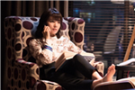 刘涛晒《欢乐颂2》片场照 有刘海的安迪上线啦