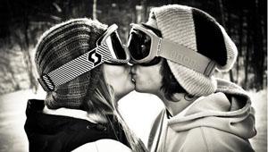 如果有一个爱滑雪的男朋友