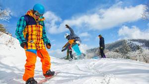 国内4大滑雪胜地 你最心水哪家