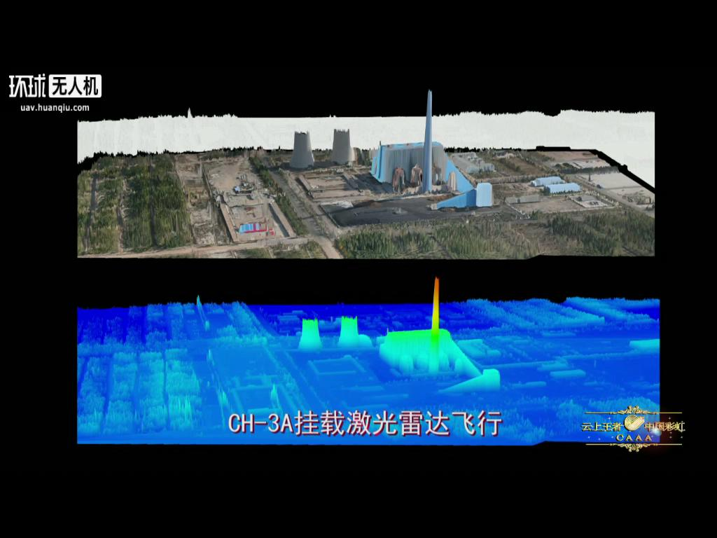 视频:彩虹无人机民用用途广泛 成功案例集锦
