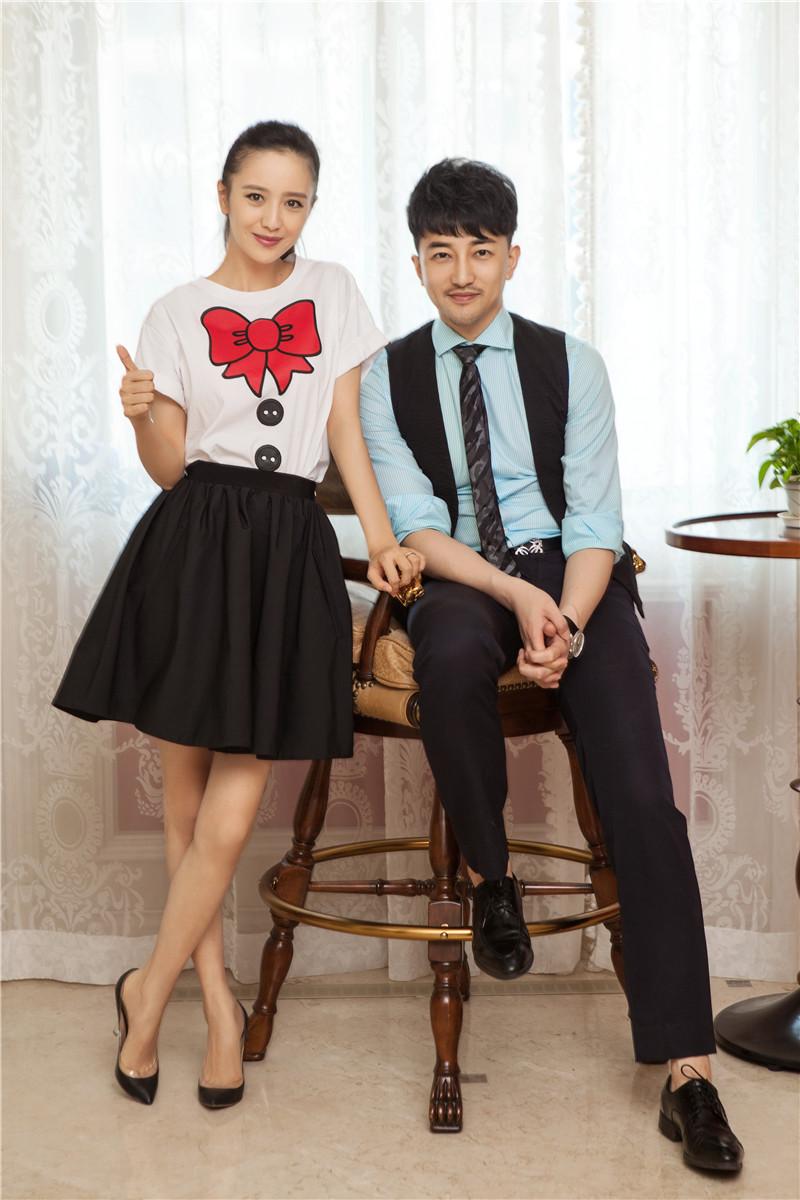 《百变吧星居》火了设计师邵沛 曾为佟丽娅设计婚房
