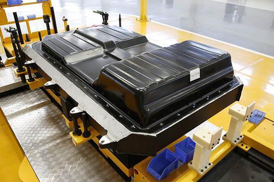 比亚迪成立合资公司启动3万吨碳酸锂项目