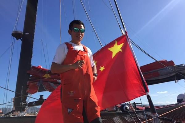 中国帆船第一人郭川夏威夷海域失联 帆船被发现人失踪